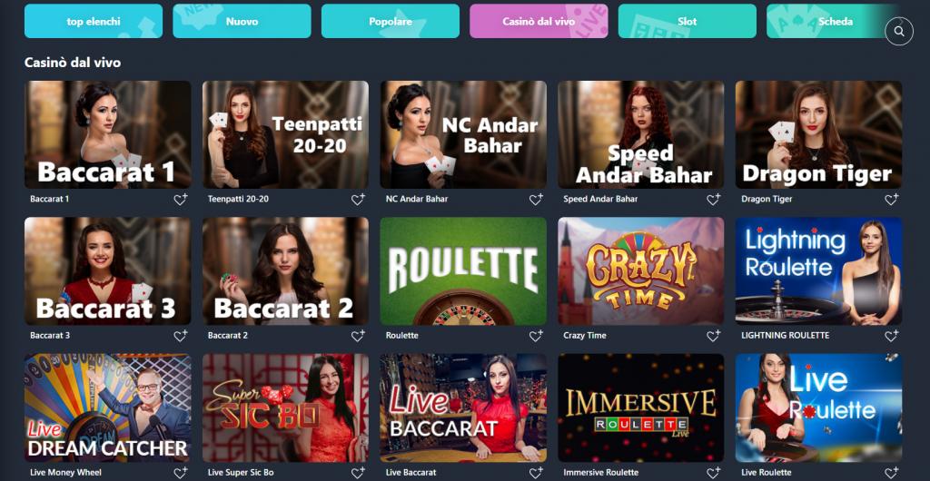 Live Casino Buran