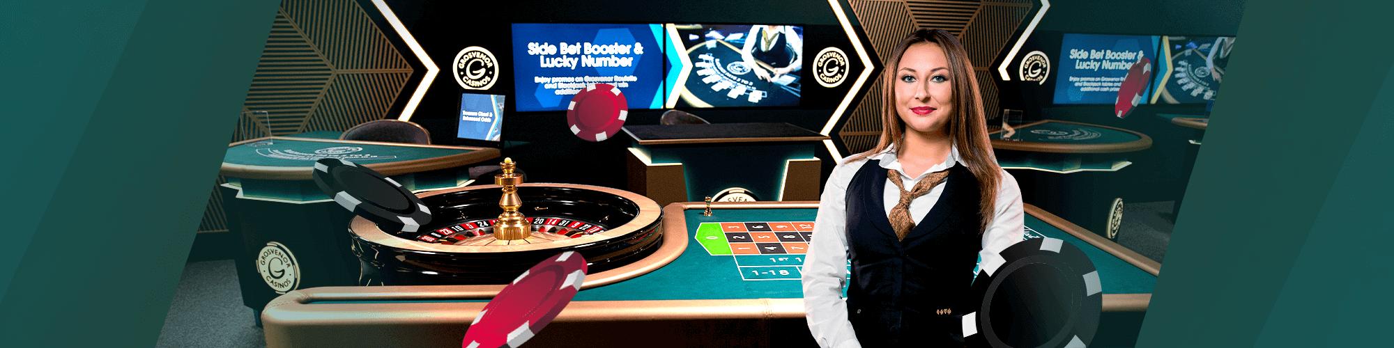 Casino Live Lobby