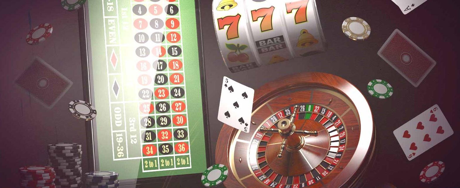 Casino mobile lobby