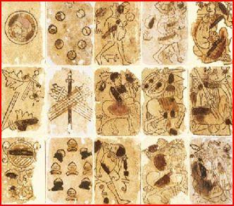 Antiche carte da gioco