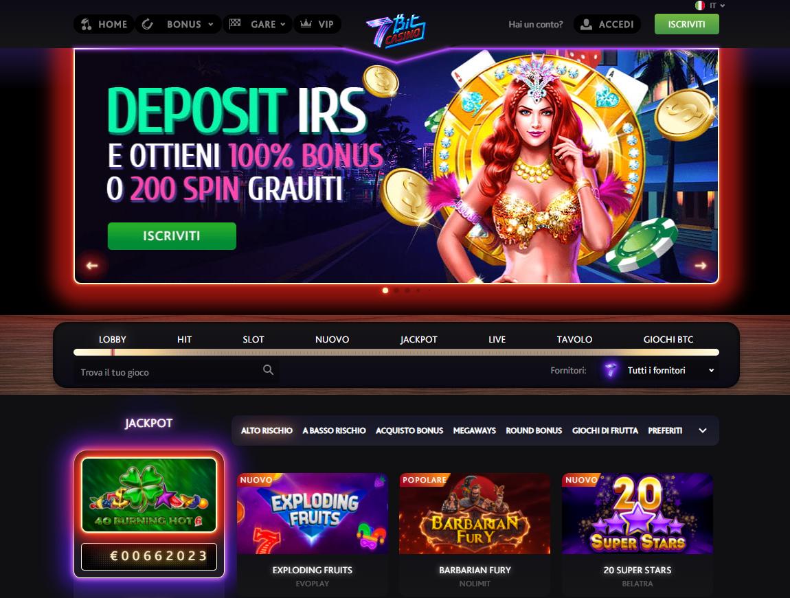 Visita 7Bit Casino