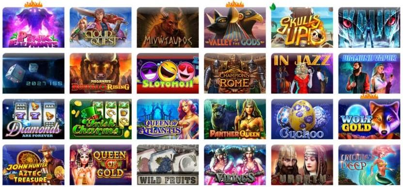 Giochi Ego Casino