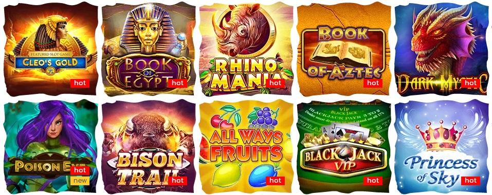 Giochi Loki Casino