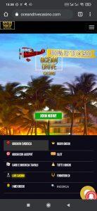 Mobile Ocean Drive Casino