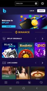 BPlay Casino mobile