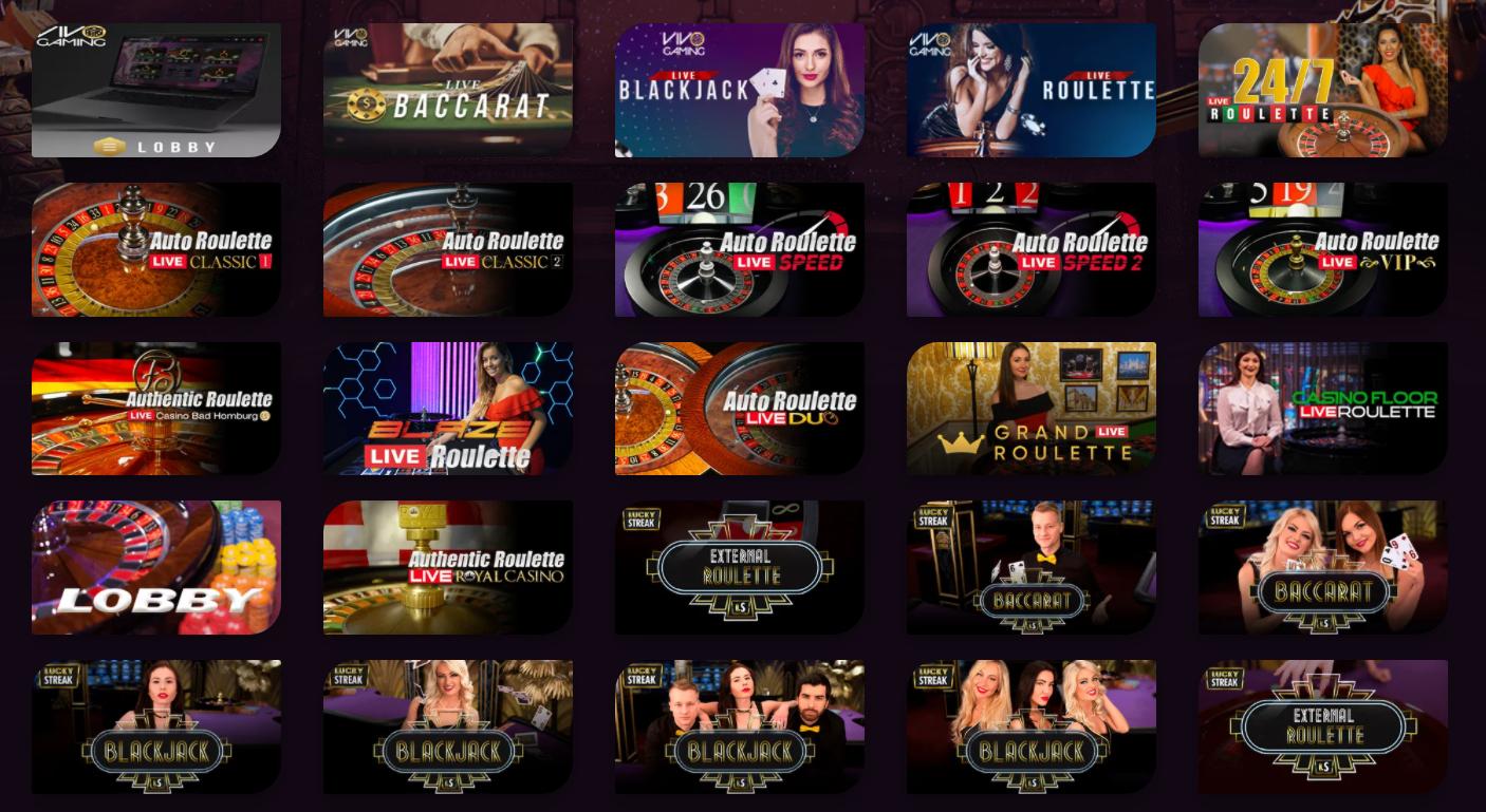 Live Casinonic
