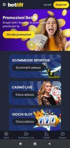 Bettilt Casino mobile
