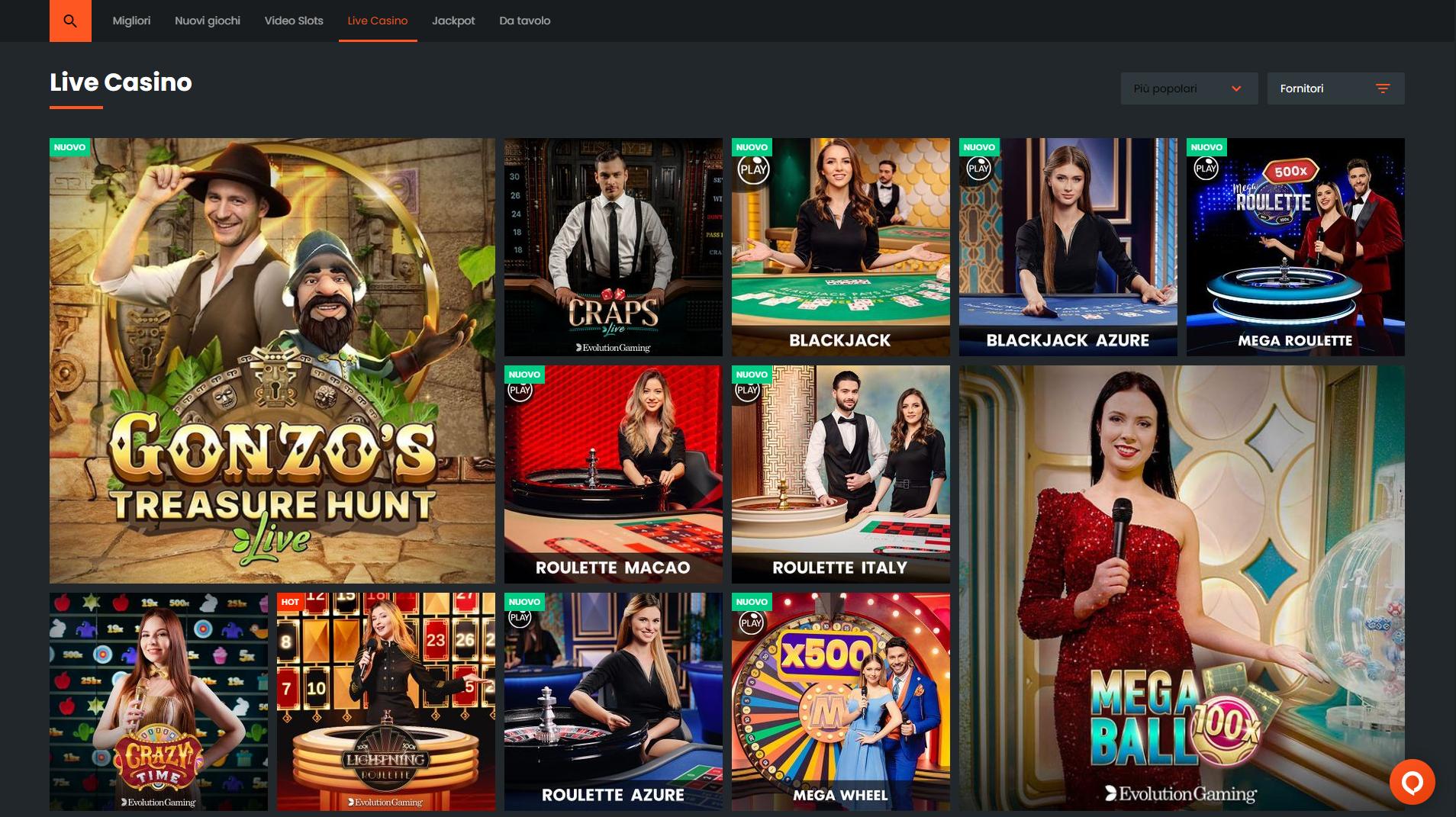 Live XplayBet Casino