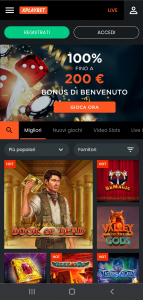 XplayBet mobile