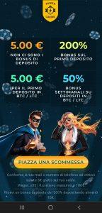 Power Casino mobile