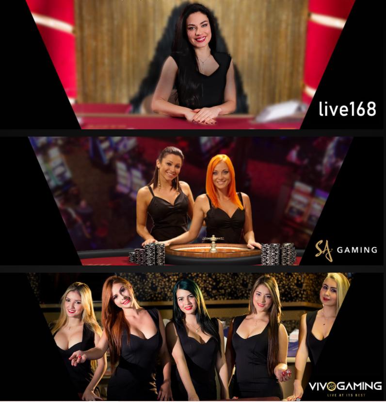 Giochi Live Black Magic Casino